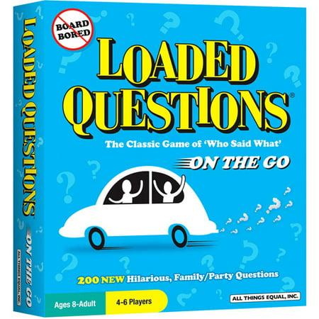 53ebb805990 Loaded Questions - On-the-Go - Walmart.com