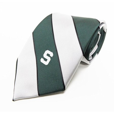 Michigan State Spartans Stripe Necktie