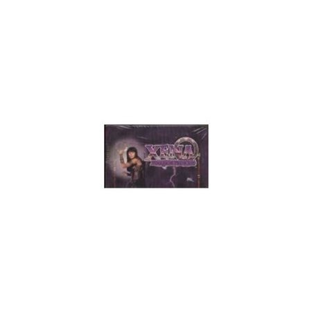 Xena Warrior Princess Trading Card Game Expansion Deck Divine Wrath, Wizards of the Coast, Dated 1998 - image 1 de 1