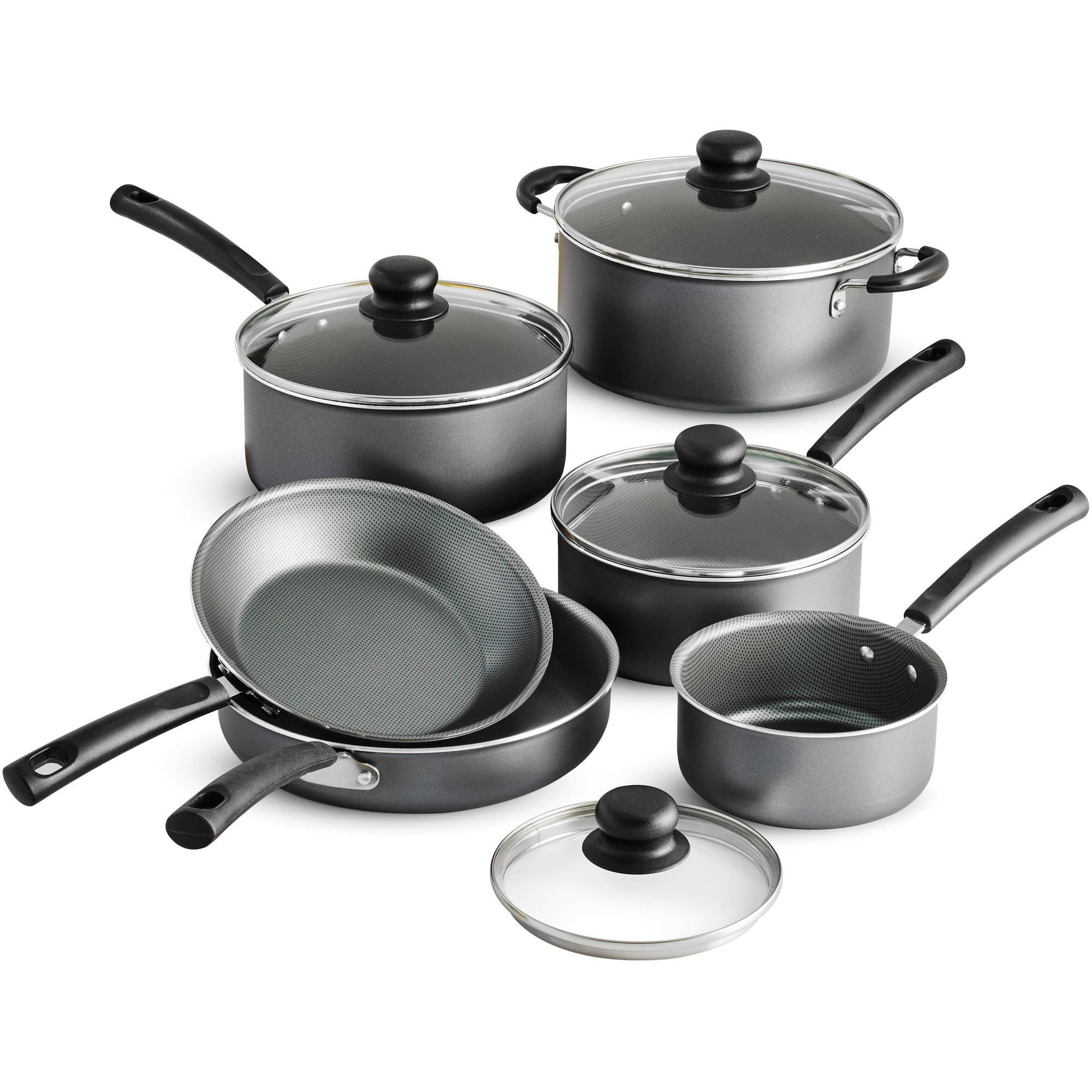 Tramontina PrimaWare 10 Piece Nonstick Cookware Set