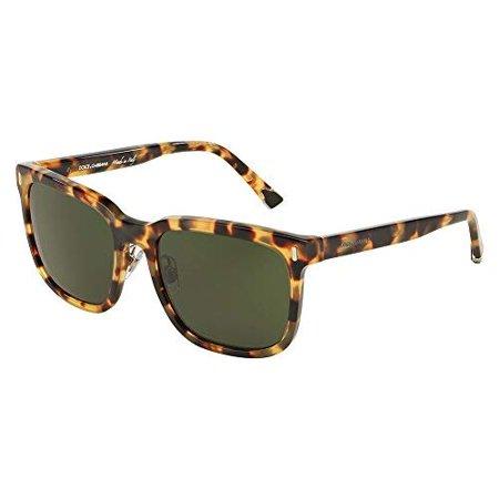 DOLCE & GABBANA Sunglasses DG 4271 512/71 Cube Havana (Cebe Sun Glasses)