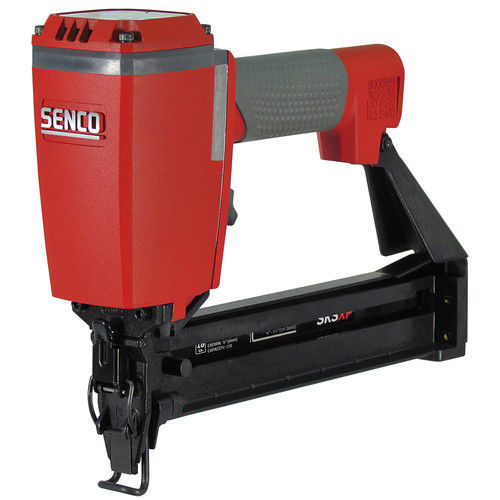 SENCO 300120N XtremePro 18-Gauge 1/4 in. Crown 1-1/2 in. Oil-Free Finish and Trim Stapler