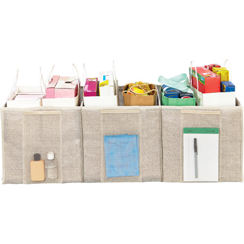 Simplify Trunk Shopping Bag Organizer