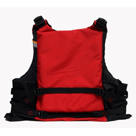 Stearns 2000006982 Red Panache Paddlesports Life Vest,  Small-Medium