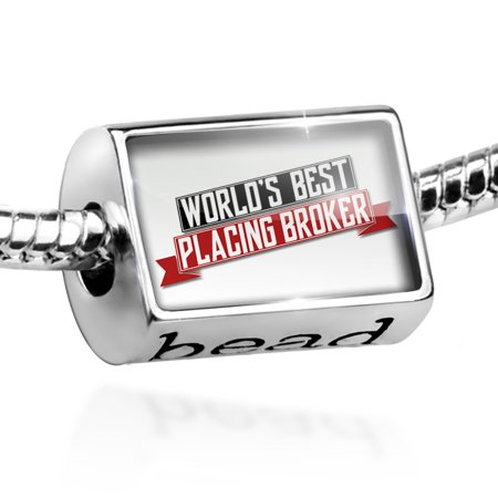 Bead Worlds Best Placing Broker Charm Fits All European (Best Place To Hide Jewelry)