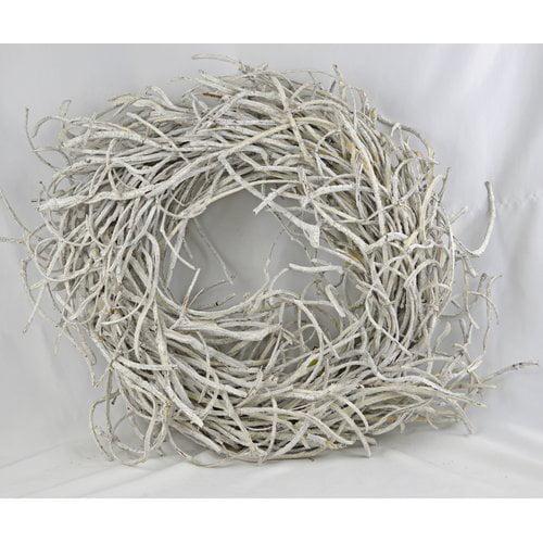 Loon Peak Rattan 24'' Wreath