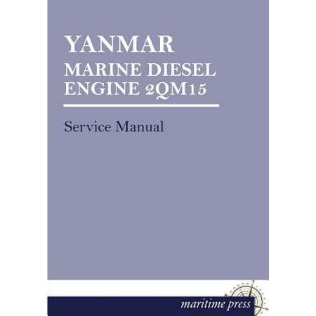 Yanmar Marine Diesel Engine 2qm15