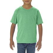 Branded Gildan Toddler Softstyle 45 oz T-Shirt - HTHR IRISH GREEN - 3T (Instant Saving 5% & more on min 2)