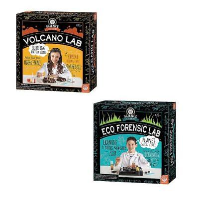 SCIENCE ACADEMY CURIOUS CHEMISTRY KITS: SET OF 2(13783705)
