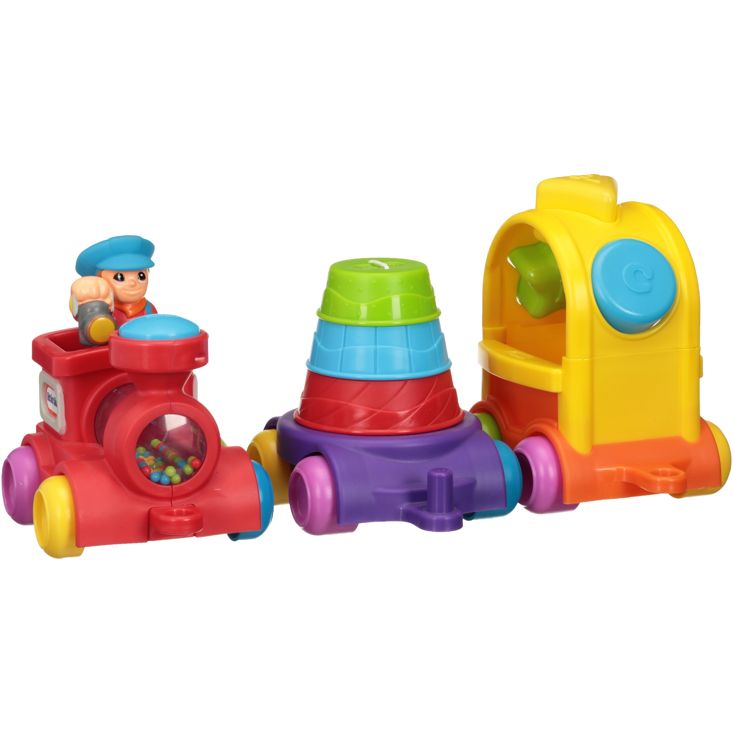 Little Tikes® 3-in-1 Sort & Stack Train