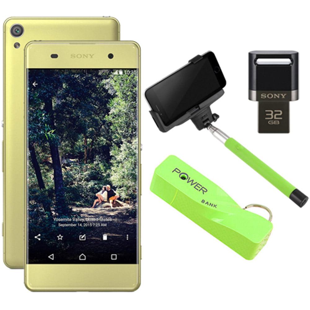 "Sony Xperia XA 16GB 5"" Smartphone Unlocked Mobile Selfie ..."
