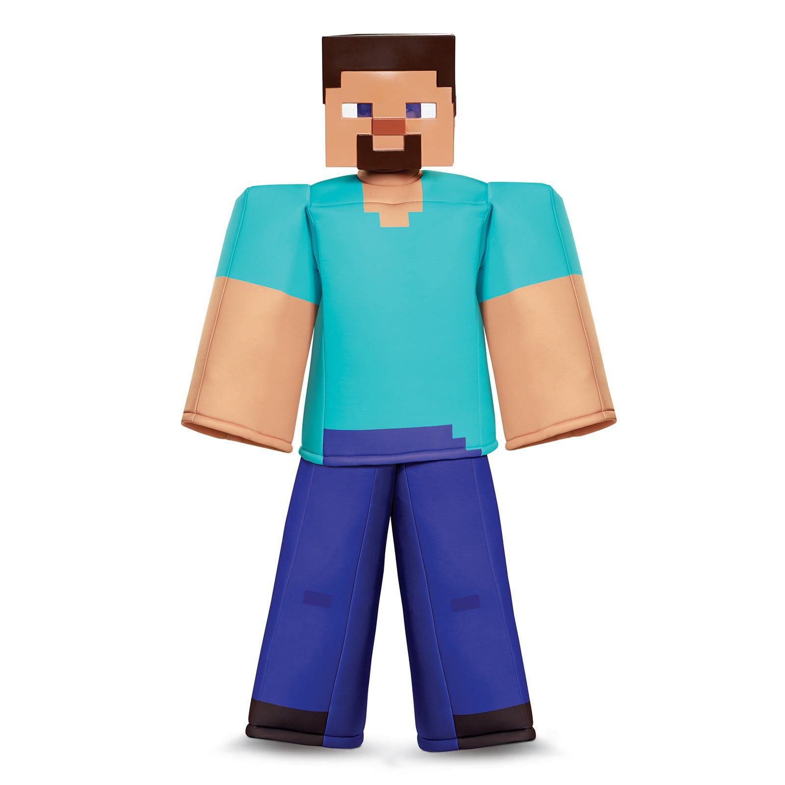 Minecraft Steve Prestige Child Costume by Supplier Generic