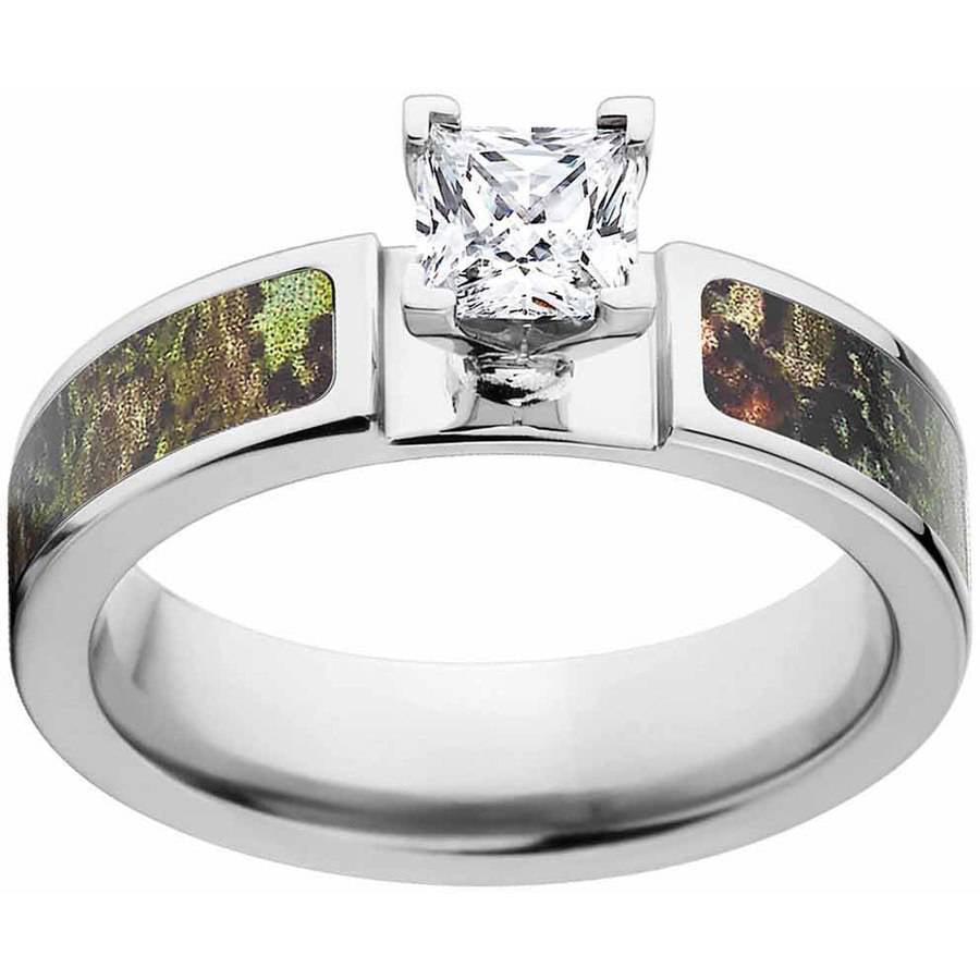 Mossy Oak Wedding Engagement Rings Walmartcom