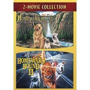 Homeward Bound: The Incredible Journey / Homeward Bound II: Lost San Francisco (DVD)