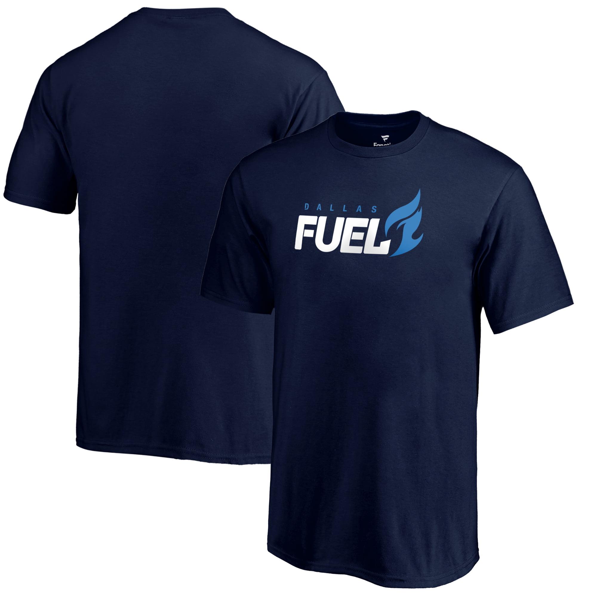 Dallas Fuel Fanatics Branded Youth Team Identity T-Shirt - Navy