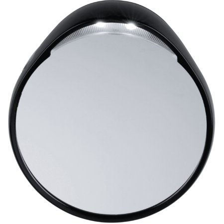 3 Pack - Tweezerman 10x Lighted Mirror 1 ea