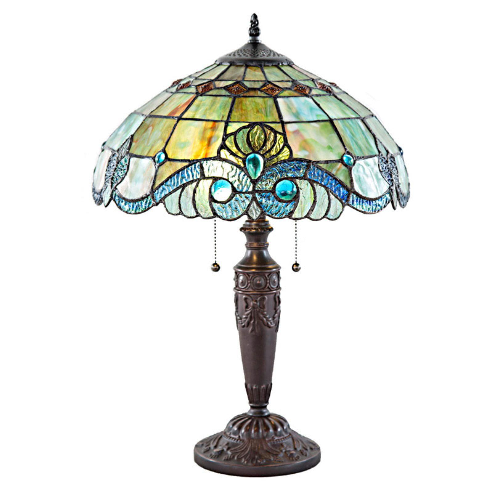 River Of Goods Tiffany Vivaldi Table Lamp Walmart Com