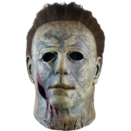 Halloween 2018 Michael Myers Bloody Mask Costume Accessory