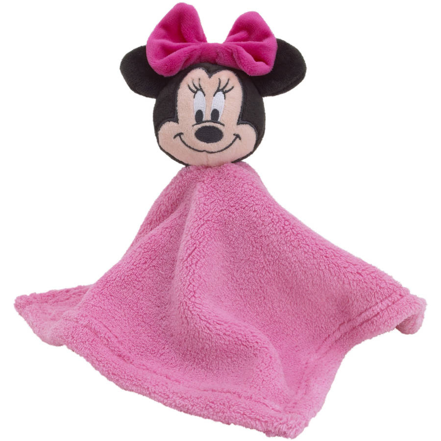Disney Baby Minnie Mouse Security Blanket