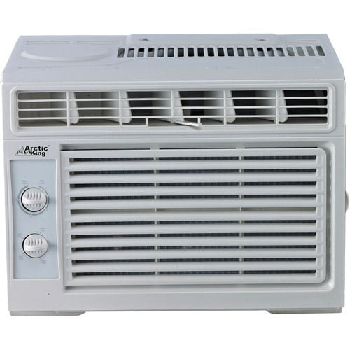 The Haier HWF05XCL 5,000 BTU 115V Window-Mounted Air Conditioner ...