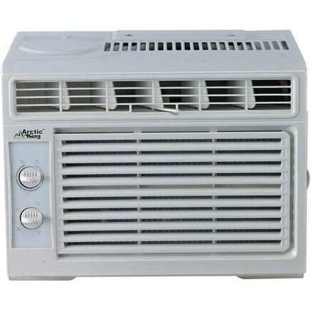 arctic king 5 000 btu window air conditioner 115v wwk 05cmn1 bi7. Black Bedroom Furniture Sets. Home Design Ideas