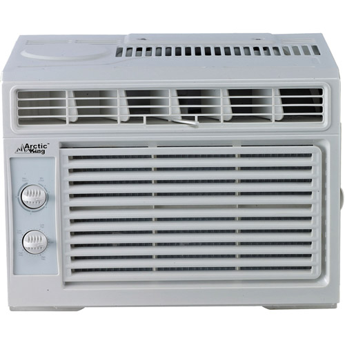 Arctic King 5,000 BTU Window Air Conditioner, 115V, WWK-05CMN1-BI7