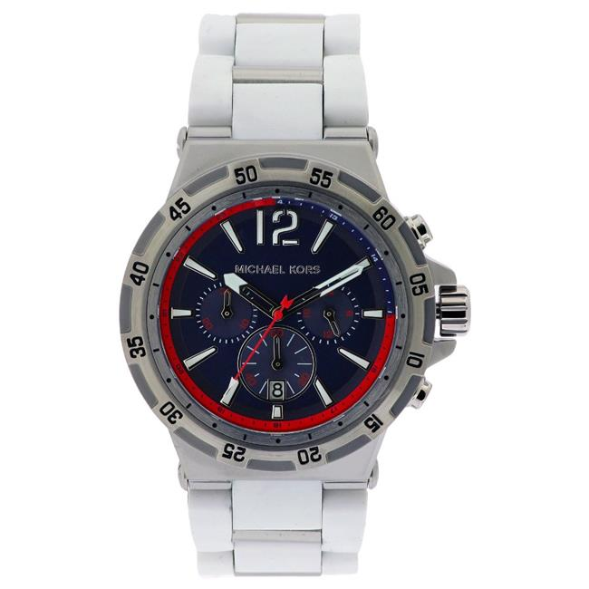 Michael Kors Silicone Wrapped Chronograph Mens Watch MK8297 - image 1 of 1