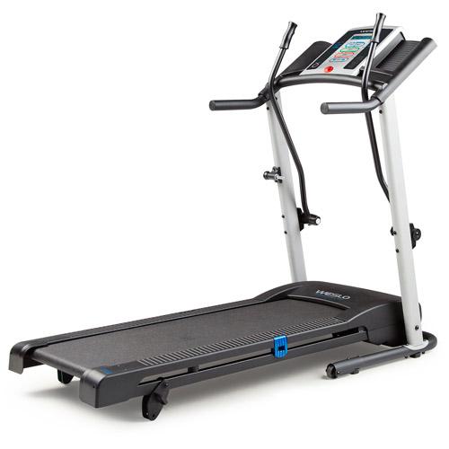 Weslo Crosswalk 5.2t Folding Total Body Workout Treadmill