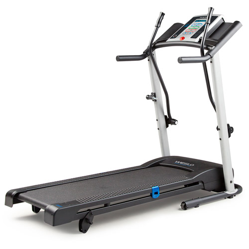 Weslo Crosswalk 5.2t Folding Total Body Workout Treadmill