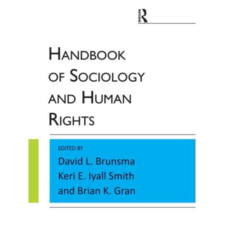 Handbook of Sociology and Human Rights - eBook