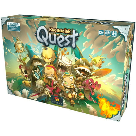 CMON Inc. Krosmaster Quest Board (Quest Board Game)