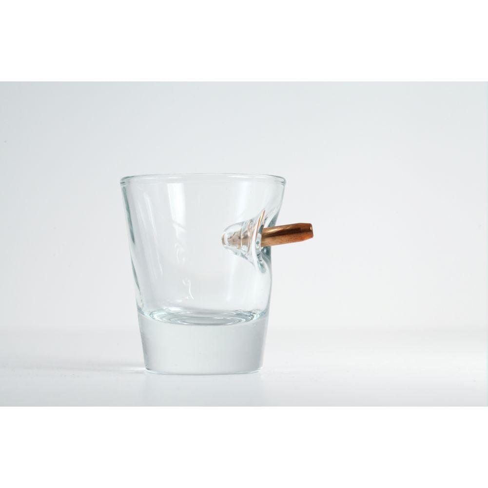 Bulletproof Shot Glass by
