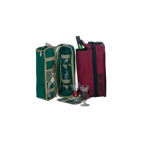Picnic Plus Psm-117G Wine Duffle- Green