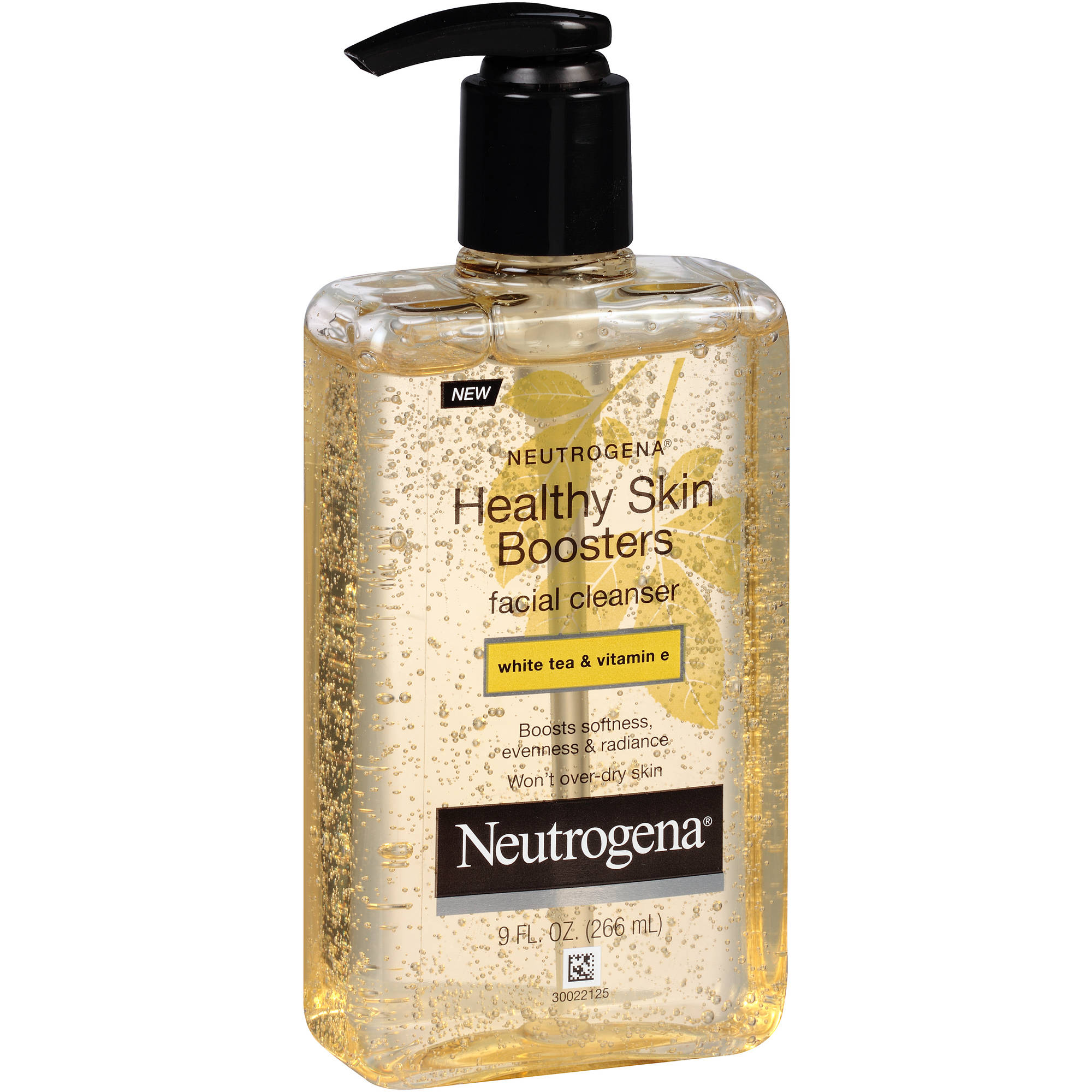 Neutrogena Healthy Skin Boosters Facial Cleanser, 9 fl oz