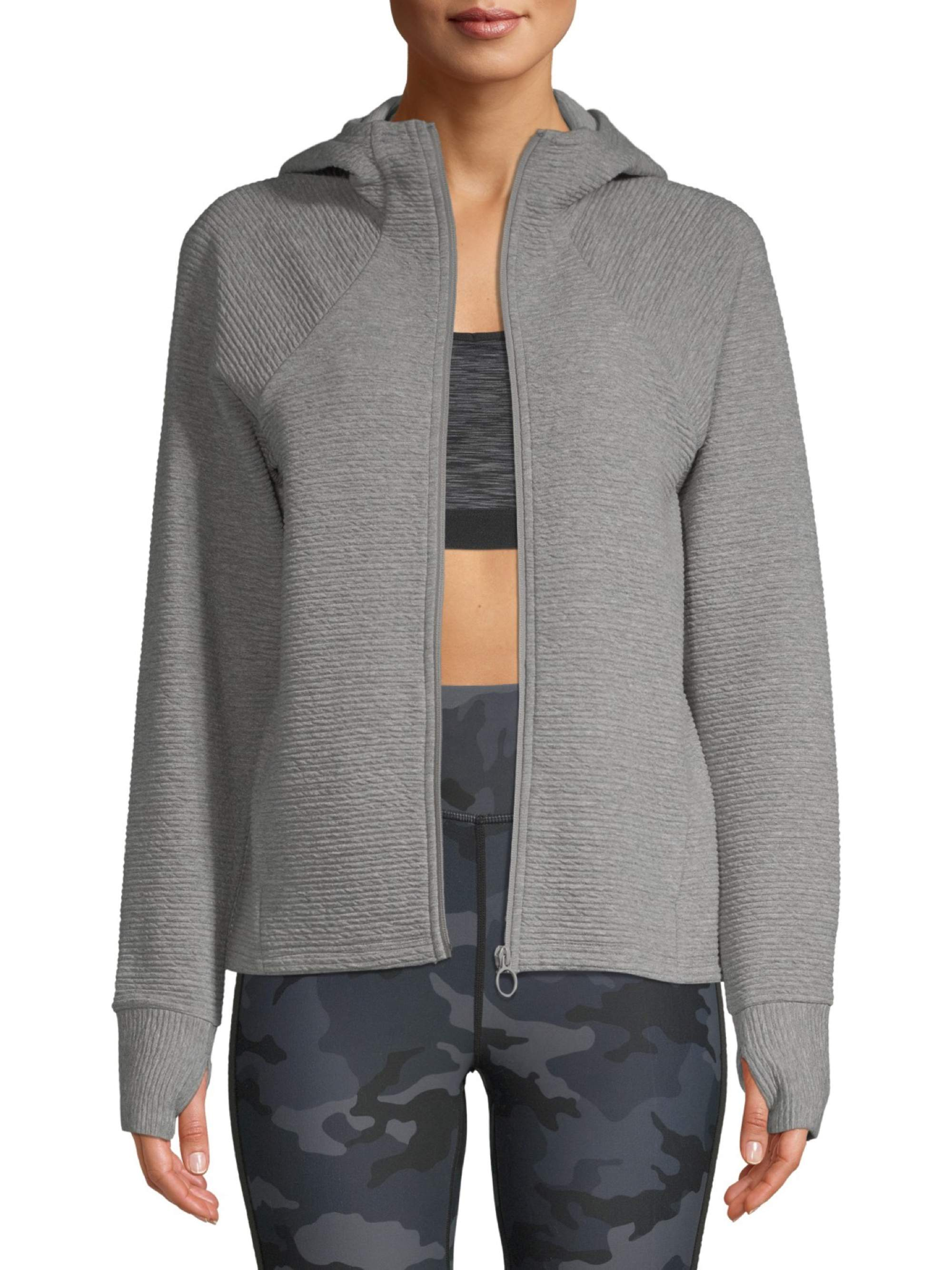 Athletic Works Women/'s Active Commuter Jacket with Hood