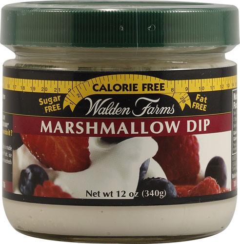 Walden Farms Marshmallow Dips For Fruit Jar 12 Ounce By Walden Farms