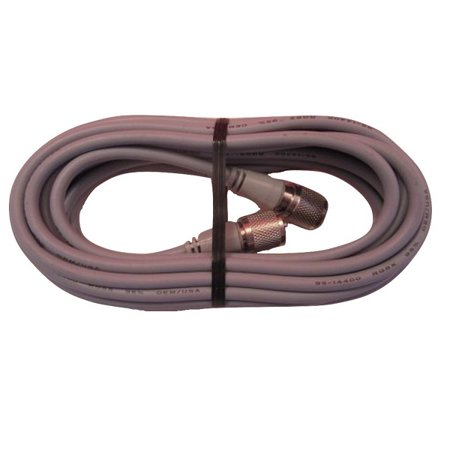 Cable Molded Ends - WORKMAN 8X-18-PL-PL 18` FOOT CB RADIO / HAM ANTENNA COAX CABLE MOLDED ENDS