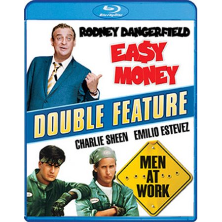 Rodney Dangerfield In Caddyshack (Easy Money / Men at Work)