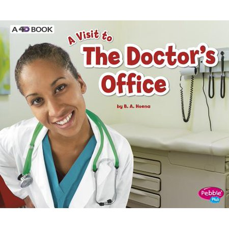 The Doctor's Office : A 4D Book ()
