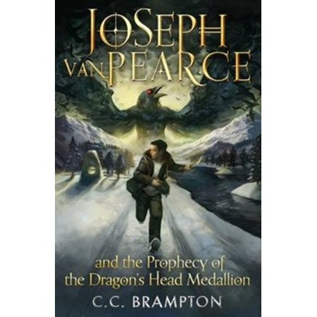 63 Cc Head - Joseph Van Pearce and the Prophecy of the Dragon's Head Medallion