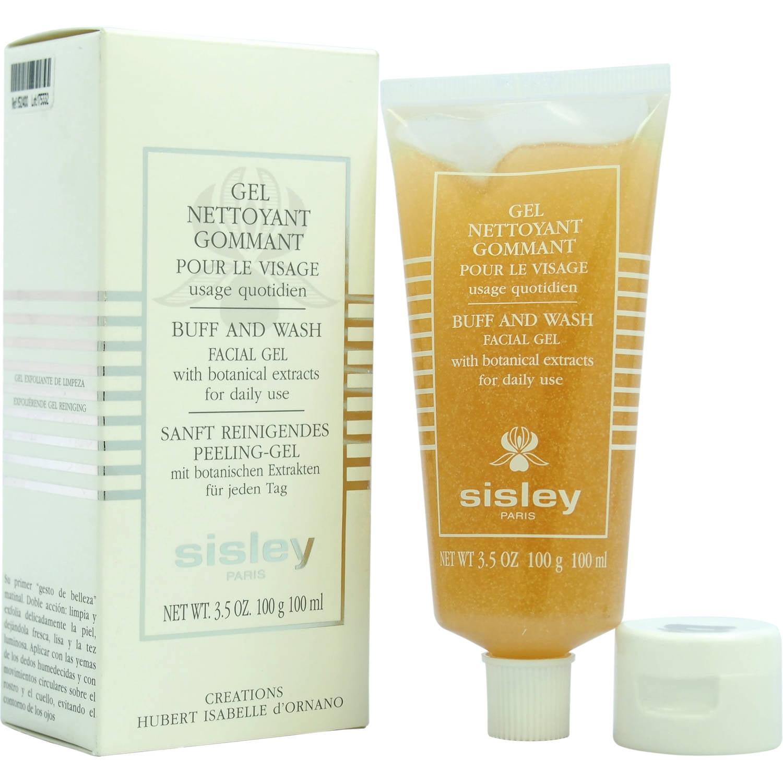 Sisley Botanical for Unisex Buff & Wash Facial Gel, 3.5 oz