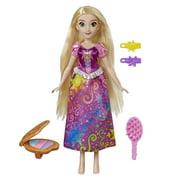 Disney Princess Rainbow Styles Rapunzel, Hair Play Doll