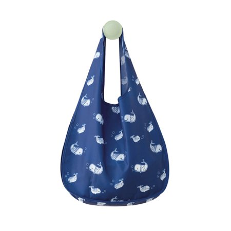 Homeholiday Folding Shopping Bags One-Shoulder Bag Oxford Cloth Waterproof Large Capacity Reticule Grocery Tote - image 1 of 4