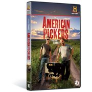 American Pickers: Volume Three by ARTS AND ENTERTAINMENT NETWORK