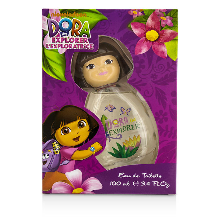 Dora The Explorer - Eau De Toilette Spray - 100ml/3.4oz