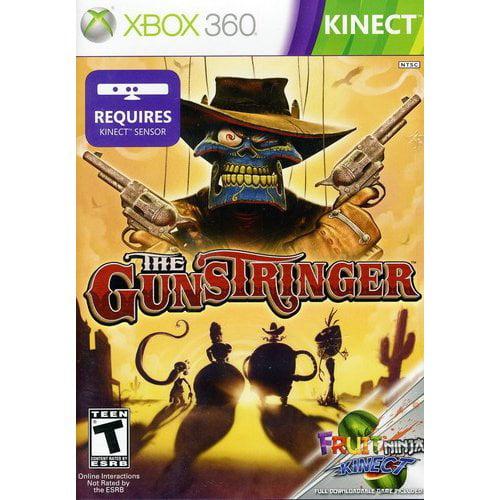 Image of GUNSTRINGER