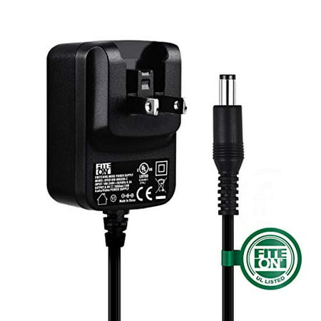 FITE ON 9V AC/DC Adapter Compatible with NordicTrack GX 2.7 GX 2.5 GX GX 4.5 GX 4.7 FS5i RW 200 Power Adapter Charger - image 1 of 5