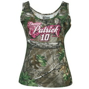 Chase Authentics Danica Patrick Women's Xtra Green Realtree Decoy Tank Top - Camo