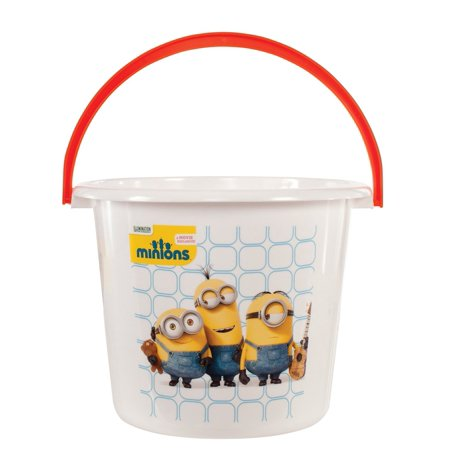 MINIONS TRICK OR TREAT PAIL](Halloween Pairs)