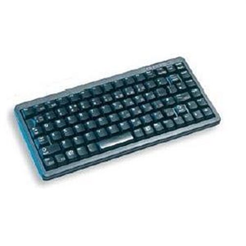Cherry Slim Ultra-low-profile Compact Keyboard G84-4100PTMUS